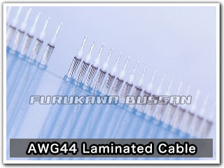 AWG44 Laminated Cable